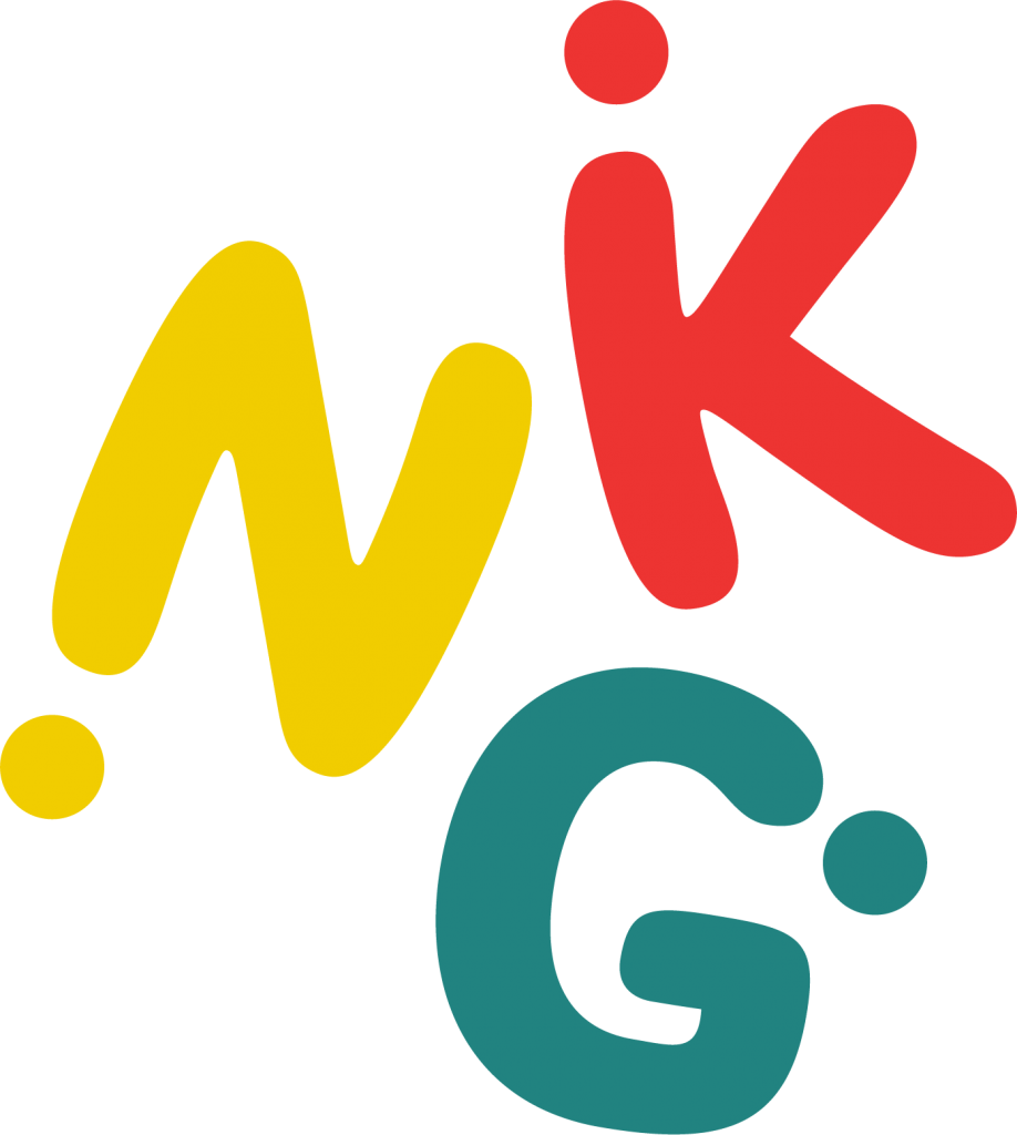 "National Kids Gym ""NKG"" Logo Mark"